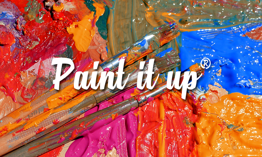 Team Building - Paint It Up | Delitti & Delitti