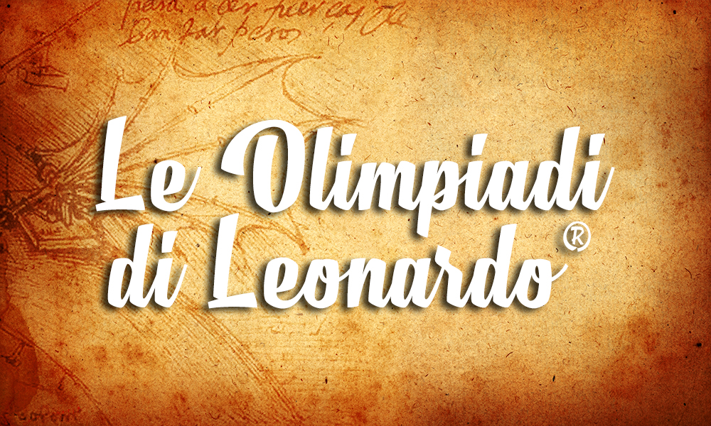 Team Building - Le Olimpiadi di Leonardo | Delitti & Delitti
