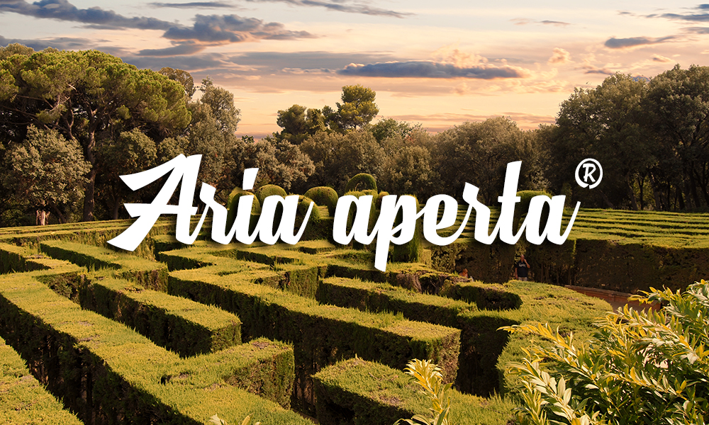 Team Building Aria aperta
